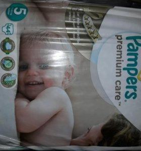 Подгузники Pampers Premium Care 5 11-25кг (44шт)