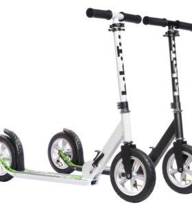 Самокат взрослый Bibitu колеса 200мм