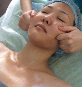Массаж лица и антицеллюлитный массаж