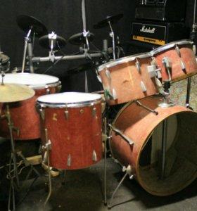 Барабанная установка энгельс