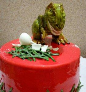 Торты, пирожные, капкейки, домашний зефир...