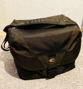 Сумка для камеры Lowepro Stealth Reporter D650 AW