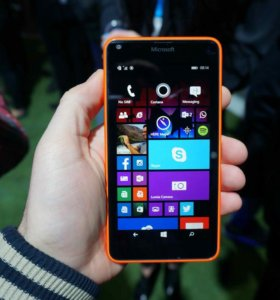 Смартфон Microsoft Lumia 640 XL DS