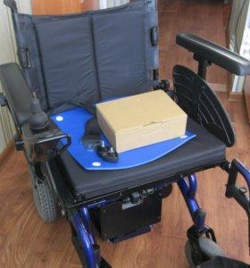 Кресло-коляска инвалидная электрическая titan 650
