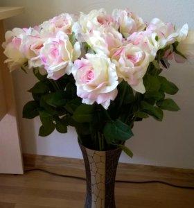 Роза открытая