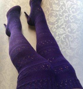Туфли сапоги чулки ботфорты