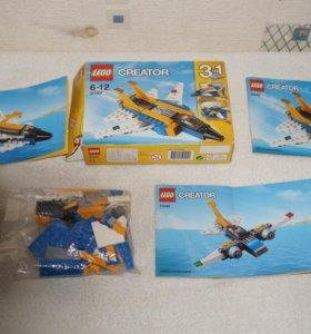 Lego Creator 3 в 1 31042 б/у