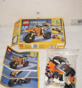 Lego Creator 3 в 1 31059 б/у