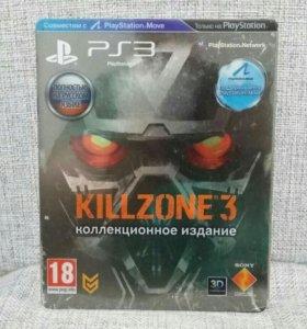PS3 Killzone 3 Коллекционное издание