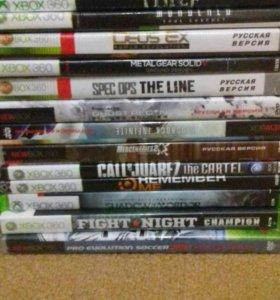 Не лицензионные диски на Xbox 360