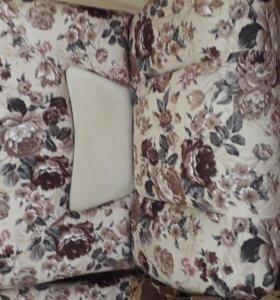 диван+ кресла