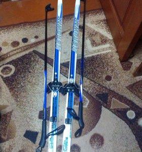 Лыжи 160 см