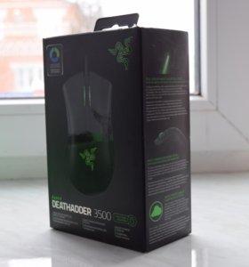 Игровая мышь Razer deathadder 3500