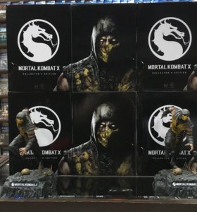 Фигурки Mortal Kombat X: Scorpion новые