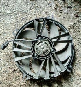 Вентелятор охлаждения пежо 307