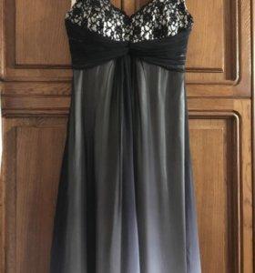 Платье шикарное вечернее в пол, 48-50