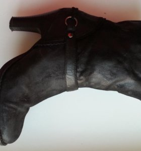 Полусапожки CARNABY черные 38 размер