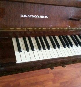 Пианино Калужанка