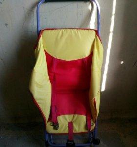Продаю коляску- санки