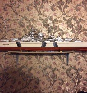 Bismarck корабль
