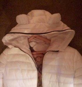 Курточка зима