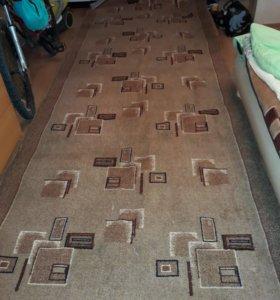 Ковер ковролин ковровая дорожка
