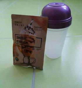 Пакетик коктейль Energy Diet +шейкер