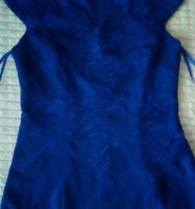 Платье вечернее новое размер 42-44