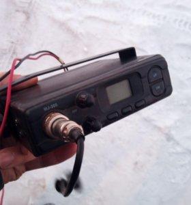 Рация mj300 + антенна