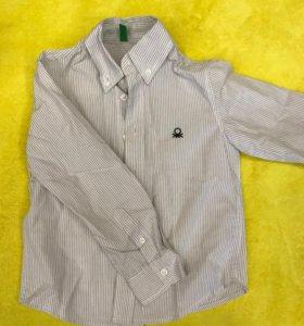 Рубаха benetton