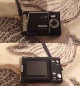 Фотоаппарат Genius G-shot D5123