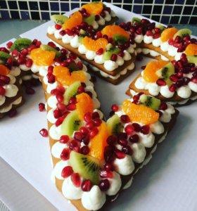 Торты десерты на заказ