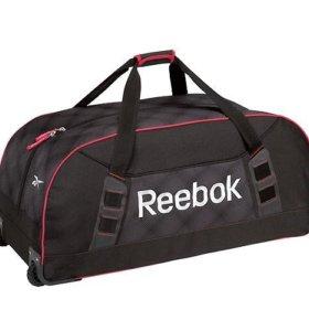 Хоккейный баул Reebok.