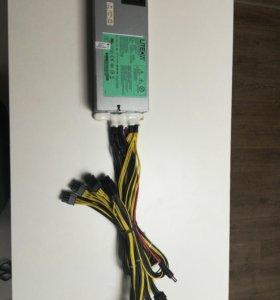 Серверный блок питания 1100Вт