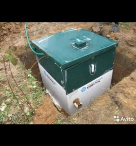 Автономная канализация,топас,септик