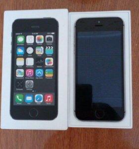 iPhone 5s на 16gb
