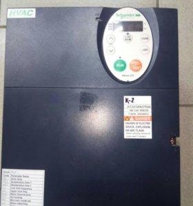 Преобразователь частотный schnaider 7.5 кВт