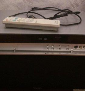 Pioneer DVR-550H-S HDD|DVD-рекордер