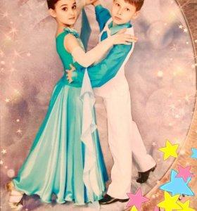 Платье для бальных танцев(стандарт)