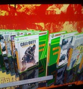 Xbox 360 ( 2 геймпада)