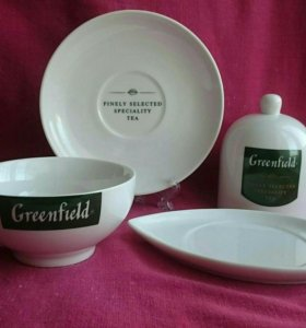 """Подарочный набор """" Greenfield """", совершенно новый"""