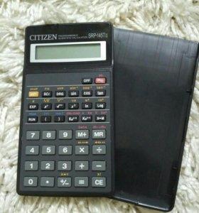 Инженерный калькулятор Citizen SRP-145T