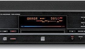 Yamaha Hdd CD-рекордер CDR-HD1300 40 ГБ