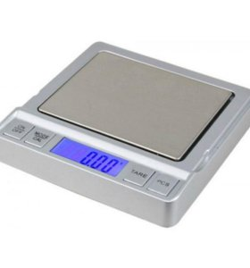Универсальные электронные весы от 0,01 до 100 гр.