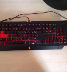 Клавиатура A4tech Bloody B110
