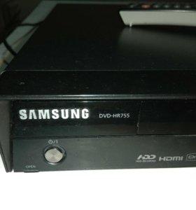 Пишущий DVD HDD Samsung