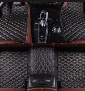 3D коврики Mercedes BMW Audi Toyota Porsche Lexus