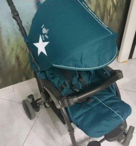 Прогулочная коляска Cam, цвет: бирюзовый