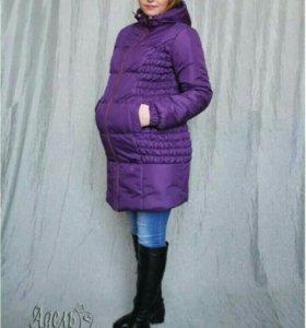 Куртка -пальто деми