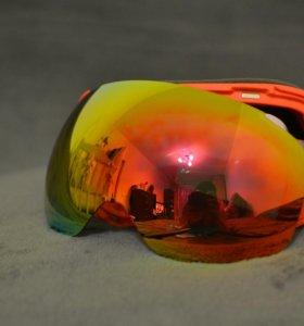 Сноубордическая маска, горнолыжные очки Copozz